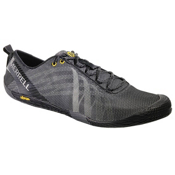 Merrell Vapor Glove Mens Shoes, Black, medium