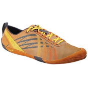 Merrell Vapor Glove Mens Shoes, Russet Orange, medium