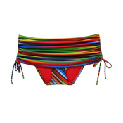 Becca South Of The Border Convertible Bathing Suit Bottoms, , medium