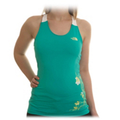 The North Face Class V Racerback Tank Womens Shirt, Ion Blue, medium
