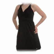 The North Face Echo Lake Dress, TNF Black, medium