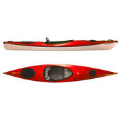 Hurricane Excursion 128 Touring Kayak 2013, Red, medium