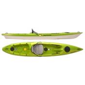 Hurricane Skimmer 128 Sit On Top Kayak 2017, Green, medium