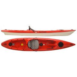 Hurricane Skimmer 128 Sit On Top Kayak 2017, Red, 256
