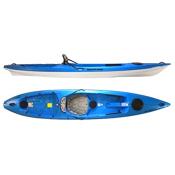 Hurricane Skimmer Sit On Top Kayak 2013, Blue, medium