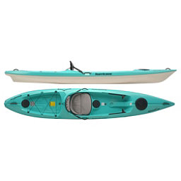 Hurricane Skimmer 128 Sit On Top Kayak 2017, Aqua, 256