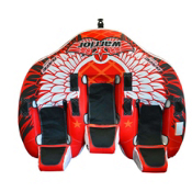 Rave Warrior 3 Towable Tube 2013, , medium