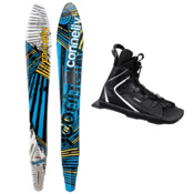 Connelly Sonic with Nova Bindings Slalom Water Ski 2013, , medium