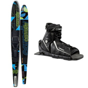 Connelly HP with Sidewinder Bindings Slalom Water Ski 2013, , medium
