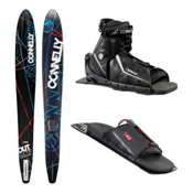Connelly Outlaw with Sidewinder Bindings Slalom Water Ski 2013, , medium