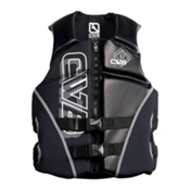 CWB Vert Neo Adult Life Vest, Black, medium