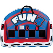 Connelly Fun 4 Towable Tube 2014, , medium