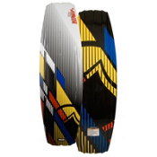 Liquid Force S4 Wakeboard, 138cm, medium