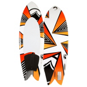 Liquid Force Fish Wakesurfer 2013, 5ft-3in, medium