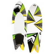 Liquid Force Fish Wakesurfer 2013, 5ft-6in, medium