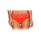 Athena Harbor Island Banded Bathing Suit Bottoms, , medium