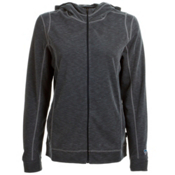 KUHL Moongazer Hoody Womens Hoodie, Carbon, medium