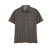 KUHL Stealth Shirt, Olive, medium