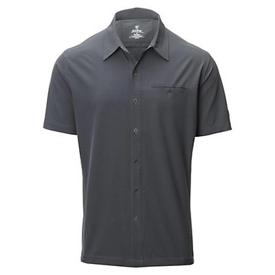 KUHL Renegade Mens Shirt, Carbon, viewer