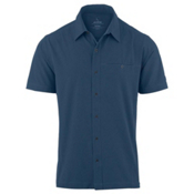 KUHL Renegade Mens Shirt, Pirate Blue, medium