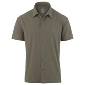KUHL Renegade Mens Shirt, Khaki, medium