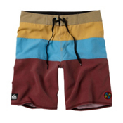 Quiksilver Cypher No Frills Board Shorts, Sangre, medium