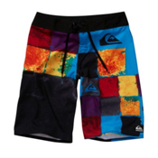 Quiksilver Plasma Board Shorts, New Blue, medium