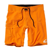 Quiksilver Kaimana Royale Board Shorts, Hot Orange, medium