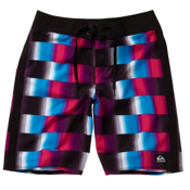 Quiksilver Get Rad Board Shorts, Black, medium