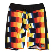 Quiksilver Get Rad Board Shorts, Sunrise, medium
