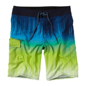 Quiksilver Foxtrot Board Shorts, Navy, medium