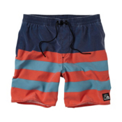 Quiksilver Onion Bag Board Shorts, Vintage Blue, medium