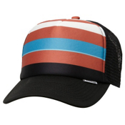 Quiksilver Boards Hat, Brick, medium