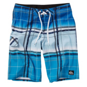 Quiksilver Cypher Wonderland Board Shorts, Blue Velvet, medium
