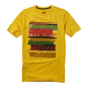 Quiksilver Cut Loose T-Shirt, Curry, medium