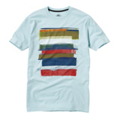 Quiksilver Cut Loose T-Shirt, Tide, medium