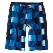 Quiksilver Talkabout Boys Bathing Suit, Navy, medium