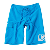 Quiksilver Smashing Boys Bathing Suit, Cyan, medium