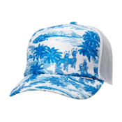 Quiksilver Terg Ferg Hat, White, medium