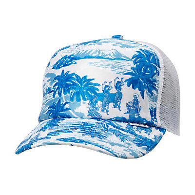 Quiksilver Terg Ferg Hat, White, viewer