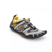 Vibram FiveFingers Treksport Sandal Womens Athletic Shoes, Grey-Light Grey-Black, medium