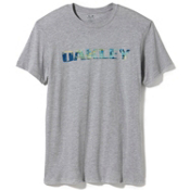 Oakley Boardwalk View T-Shirt, Heather Grey, medium