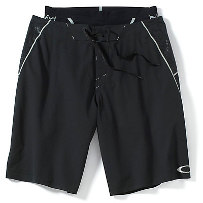 Oakley Blade III Boardshorts, Jet Black, viewer