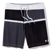 Oakley C-Block Board Shorts, Jet Black, medium