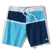 Oakley C-Block Board Shorts, Blue Depths, medium