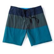Oakley Micro Check Board Shorts, Ocean, medium