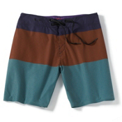 Oakley Micro Check Board Shorts, Royal Purple, medium