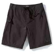 Oakley Classic Board Shorts, Jet Black, medium