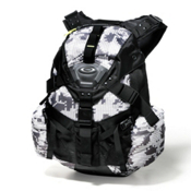 Oakley Icon Pack 3.0 Backpack 2013, White Print, medium