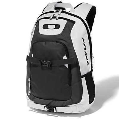Oakley Streetman Pack Backpack, White, large